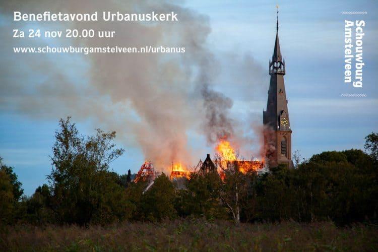 St. Urbanuskerk Bovenkerk - Help ons uit de brand