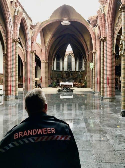 Brandweerkorpsen komen een kijkje nemen op zaterdag 10 november.
