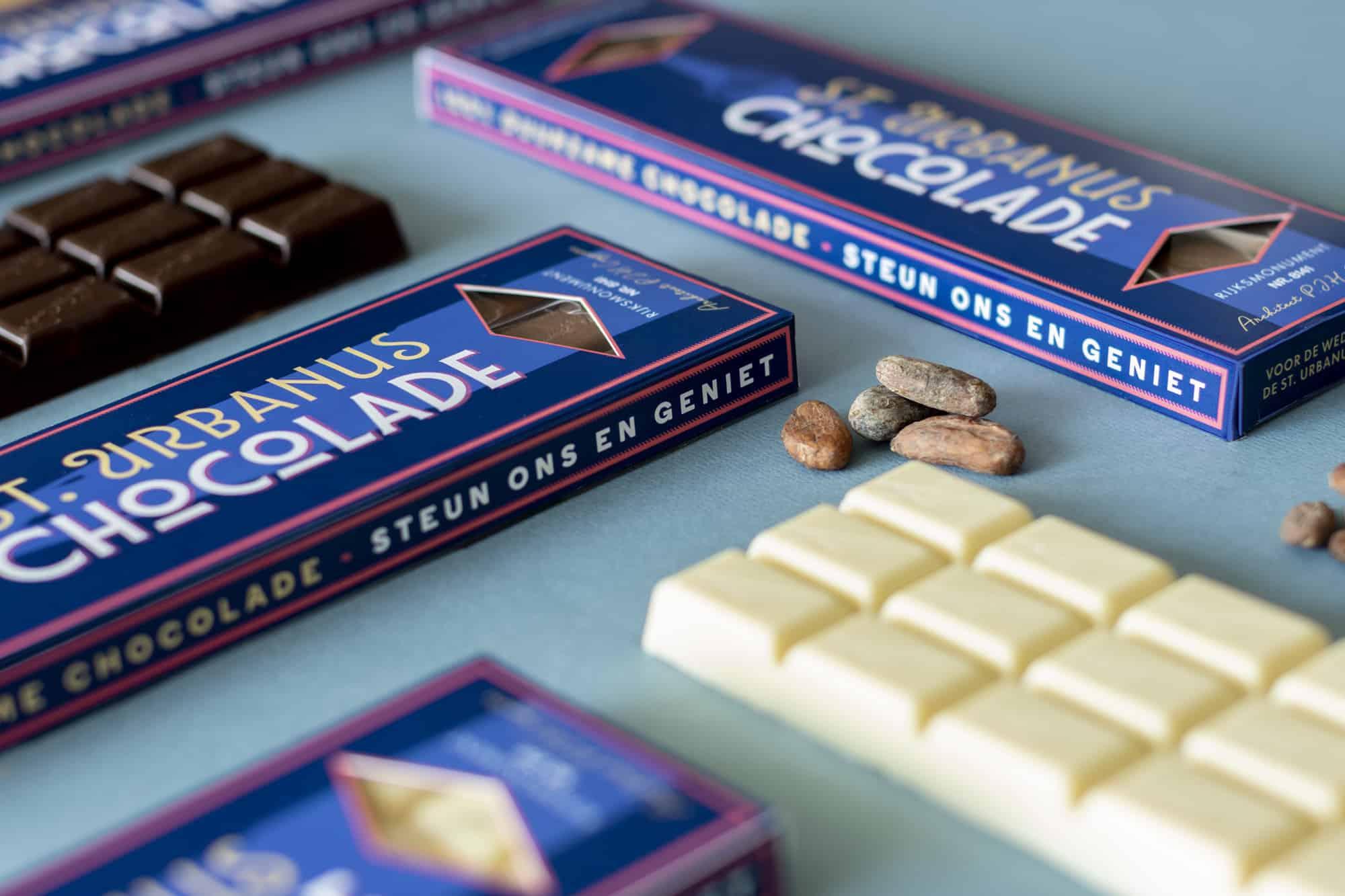 St. Urbanus Chocolade - chocolade assortiment