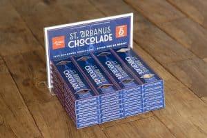 St. Urbanus Chocolade pictogram symbol
