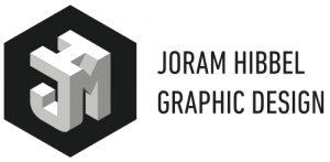 logo Joram Hibbel Graphic Design