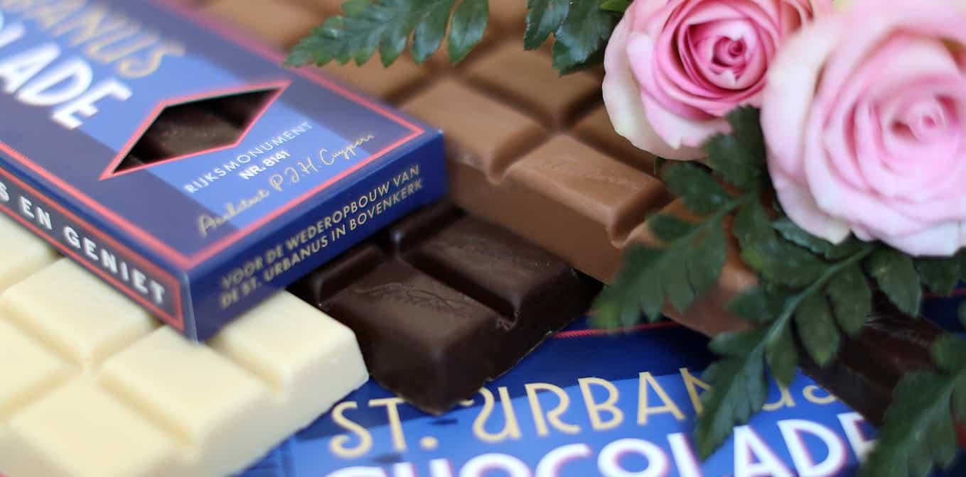 St. Urbanus Chocolade - moederdag
