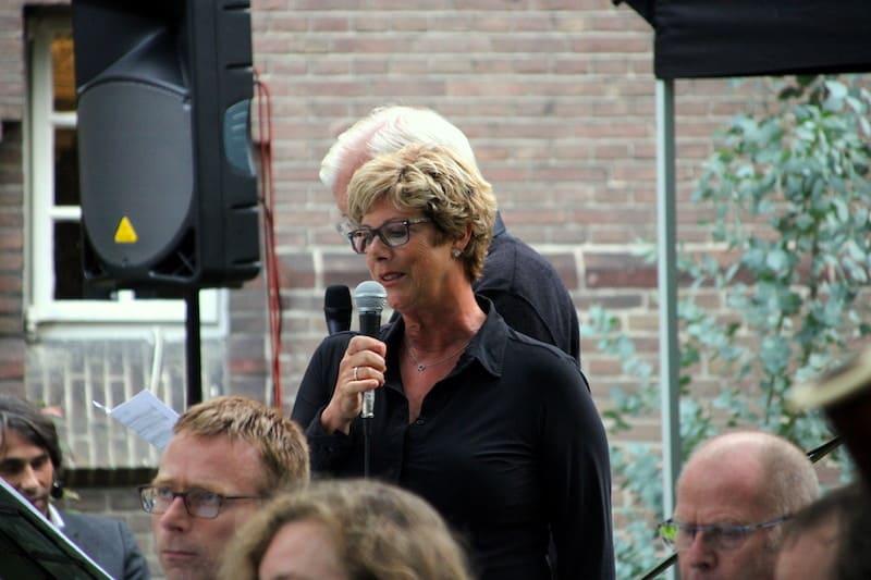 St. Urbanuskerk Bovenkerk - Herdenking brand 15 september 2018