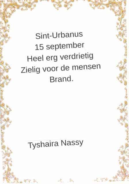 063 - Tyshaira Nassy