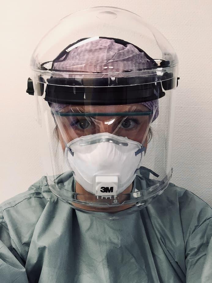 Vivianne Barentsen IC-verpleegkundige