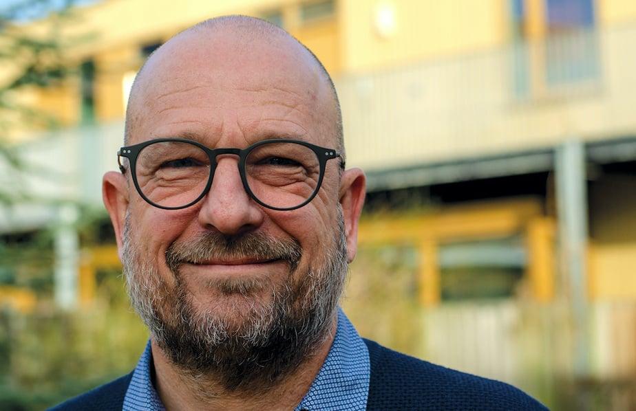 Sander Vastenhout - locatie manager