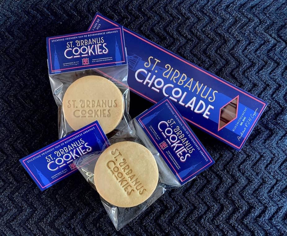 Waar komen de St. Urbanus Cookies vandaan?