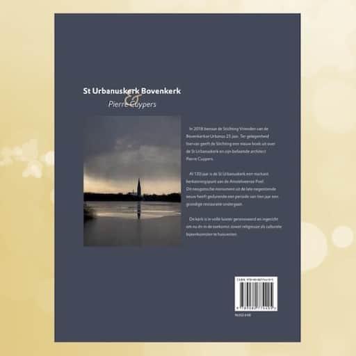 St. Urbanus Bovenkerk boek
